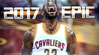 LeBron James - 2017 Promo