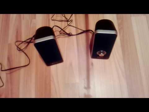 Акустична система REAL-EL S-80, USB, black