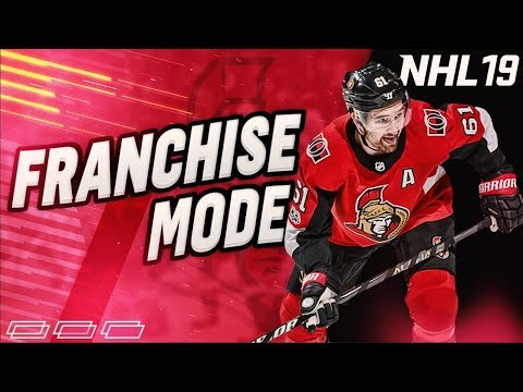 "NHL 19 Franchise Mode l Ottawa Senators #11 ""THE DRAFT LOTTERY!'"