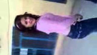 رقص طالبات عراقيات