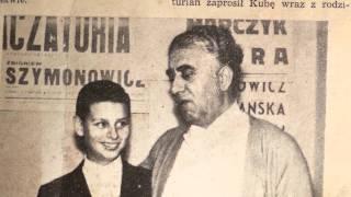 Aram Khatchaturian & me-piamorexi- in Lodz Poland 1962.