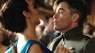 Steve and Diane in the castle | Wonder Woman [+Subtitles]