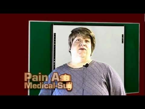 Medical Surgical Nursing - Pain Management