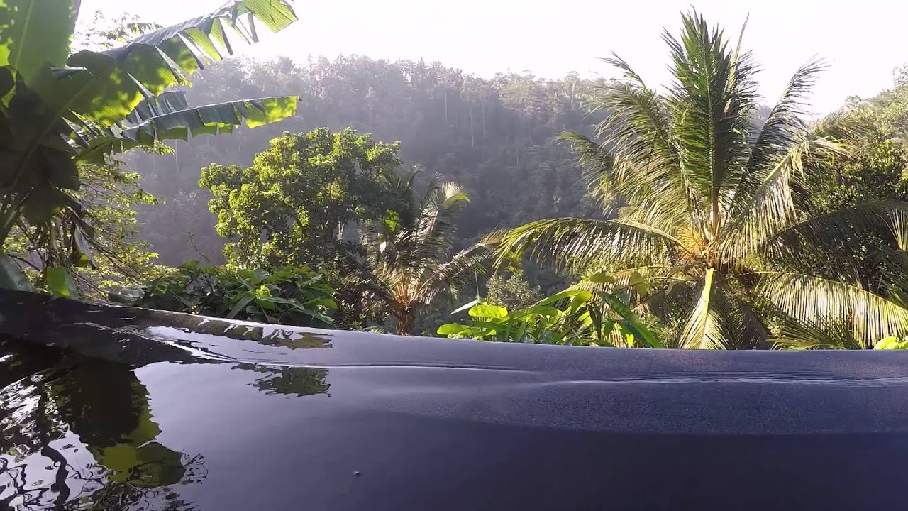 Panoramic Deluxe Pool Villa in the Hanging Gardens Ubud YouTube