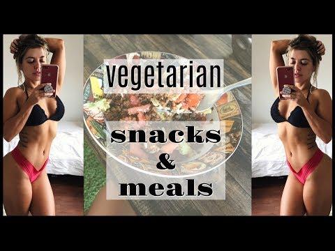 Progress Updates! Weight, Skin, Etc | Vegetarian Snacks | GTEM Vlog 23