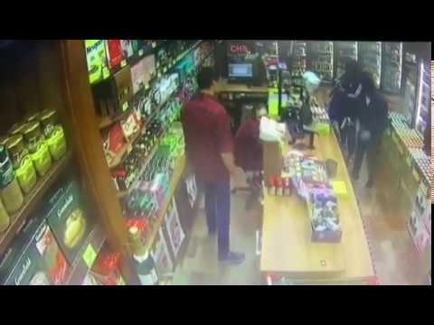 г. Шахты - нападение на магазин