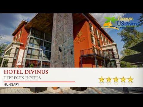 Hotel Divinus - Debrecen Hotels, Hungary