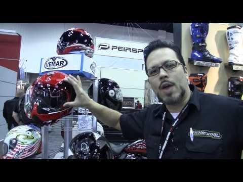 Vemar Helmets - 2010 Dealer Expo Coverage LIVE