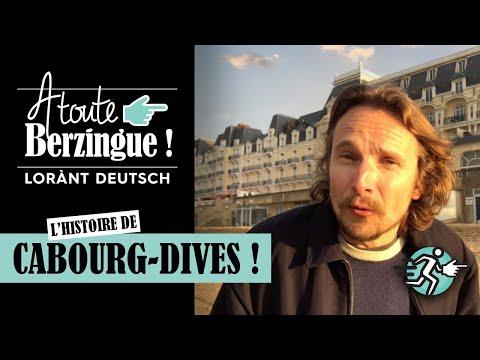 A Toute Berzingue !  CABOURG DIVES !