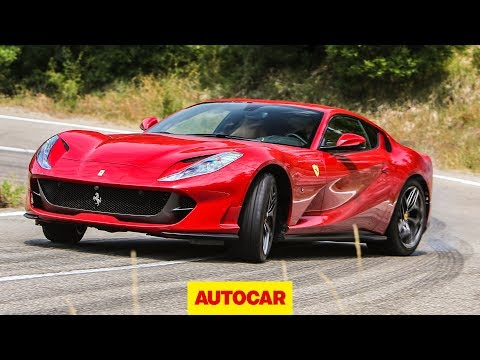 Ferrari 812 Superfast review | New 800hp supercar tested | Autocar
