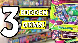 These Are 3 HIDDEN GEM POKEMON CARD DEALS You Should Be Searching For At Walmart! (Opening Cards)