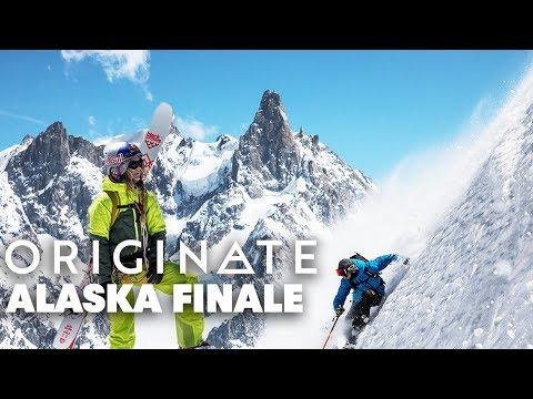Alaska Finale   Originate with Michelle Parker, Episode 5