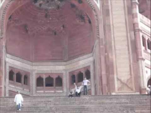 Buland Darwaza - Fatehpur Sikri, India. #SunkenHands