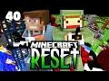 Minecraft RESET II #40 | 5 SPAWNER MONSTERFALLE! | Dner