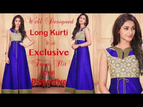 image of Cotton Kurtis youtube video 1