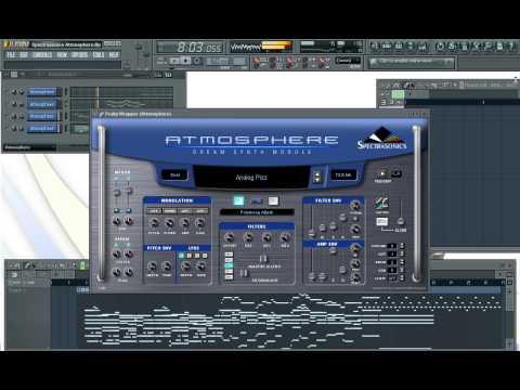 Instrumentos Virtuales | Spectrasonics Atmosphere | Clases de Producción Musical en Lima