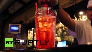 Usa: Final Toast To Shirley Temple With Namesake Cocktail