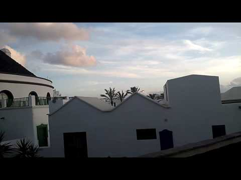 Vlog #3  : Lanzarote #1 : La chambre