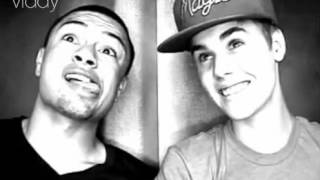 Justin Bieber And Alfredo Flores's Photobooth   Dirty