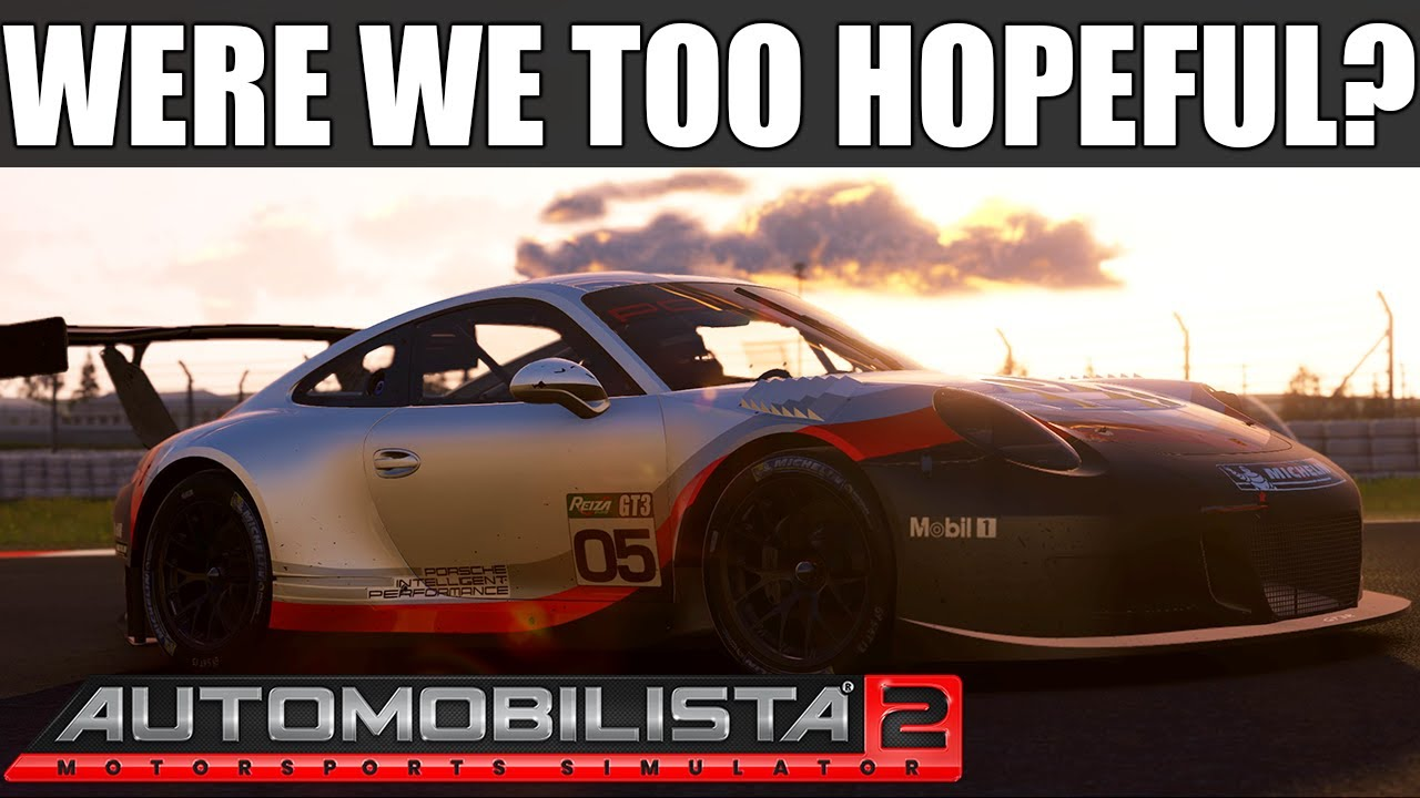 Automobilista 2 One Year After Release