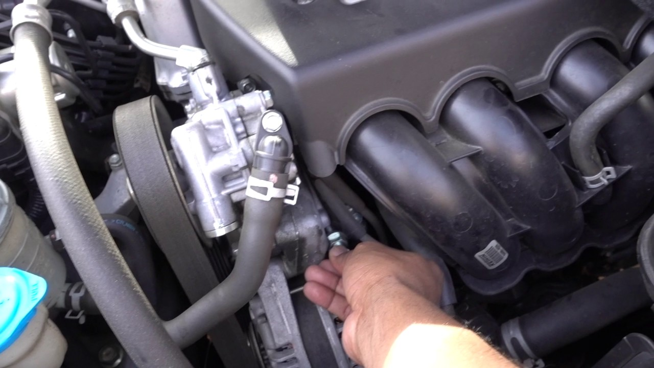 how to change a pcv valve on a 2009 honda accord youtube rh youtube com 2010 Acura Warranty Acura TSX 2010 Features