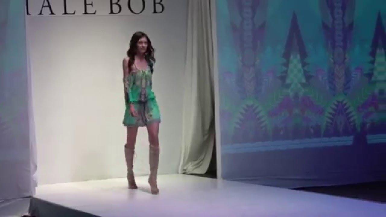 Hale Bob Spring Summer 2016 Fashion Show Youtube