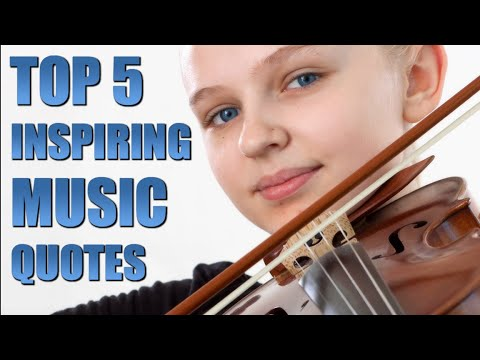 Inspirational Music Education Quotes - Fun Orchestra