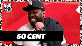 50 Cent talks Power Season 6, New Music w/ Eminem, Rick Ross Beef, G-Unit Issues