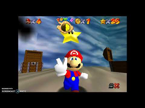 IMPOSSIBLE KICKS (FT. bunnys) (Super Mario 64 EP 5)