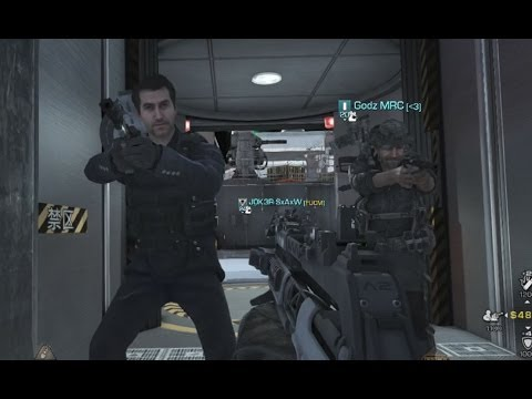 Extinction Mayday w/ Makarov & Captain Price - Call of Duty Ghost Xbox One Gameplay Devastation