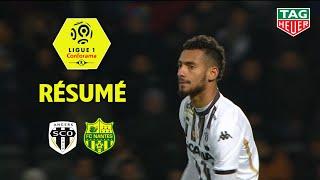 Angers SCO - FC Nantes ( 1-0 ) - Résumé - (SCO - FCN) / 2018-19