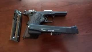 1911 airsoft frame with 22 conversion kit will it work part 2