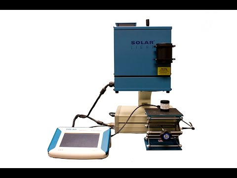 Solar Light Company, Inc. Model 16S-300-003 Materials Testing Solar Simulator Kit
