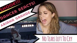 Baixar Ariana Grande - No Tears Left To Cry - DANCER REACTS!