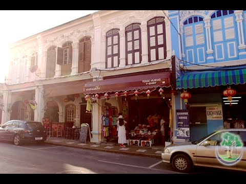 Old Phuket Town | Phuket Old Town | Tourist attraction Phuket | Bismarcks Paradise