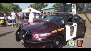 Minnesota State Patrol Day at the State Fair
