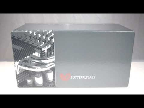 Butterfly Labs Jalapeno 5GH/s ASIC Bitcoin Miner (First Look)