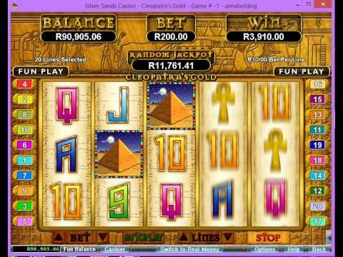 Play cleopatra gold slots free