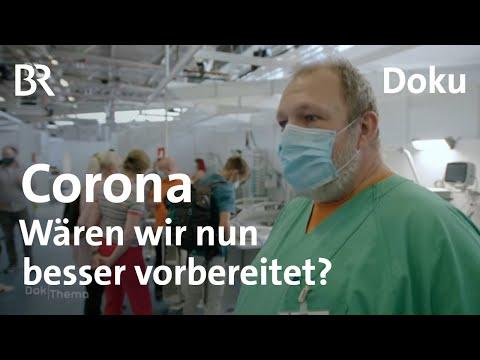 Corona & Co: Katastrophenschutz in Zeiten der Pandemie | DokThema | Doku | BR | Covid-19