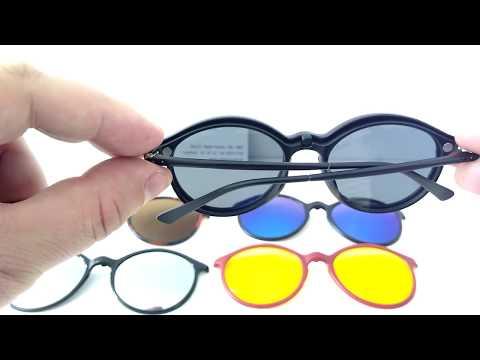 Vila Ótica 011 4337-1730 - Oculos Redondo com 5 encaixes