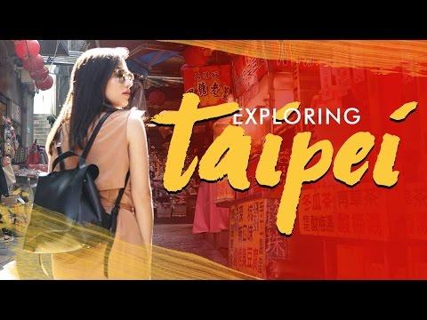 Exploring Taipei 2017 | Nicole Andersson