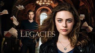 Наследие 1 сезон - Трейлер с русскими субтитрами (Сериал 2018) // Legacies Trailer