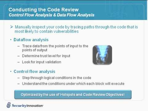 Webcast: Hunting Down Vulnerabilities in your Code: Effective Review Techniques