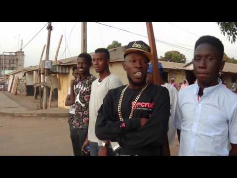[EARTH STRONG] April 2017 _Lull Raa Gambian Dance Hall Music Video