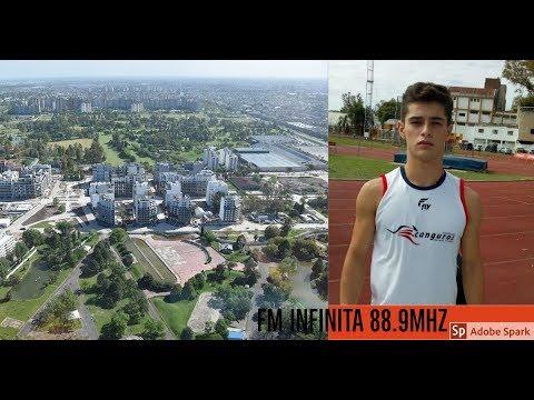 Deportes:Pedro Garrido representante de GV en los JJOO BS AS
