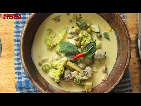 How to make thai green curry thai green curry recipe thai vegan thai green curry keto recipes headbangers kitchen forumfinder Image collections