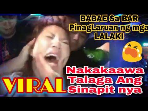 Download VIRAL NGAYUN   NAKAKAAWANG BABAE PINAGTRIPAN NG MGA LALAKI SA BAR    Munting aral ito sa Ating Lahat