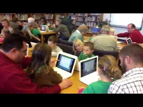 VIP Day at Bentheim Elementary School
