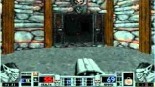 Blood (PC) all-secrets walkthrough:  Cryptic Passage part 1