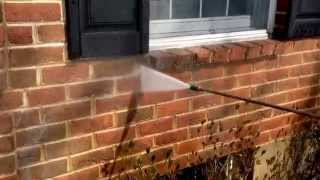 Power washing | stain removal from brick | Bethlehem Pa 18015